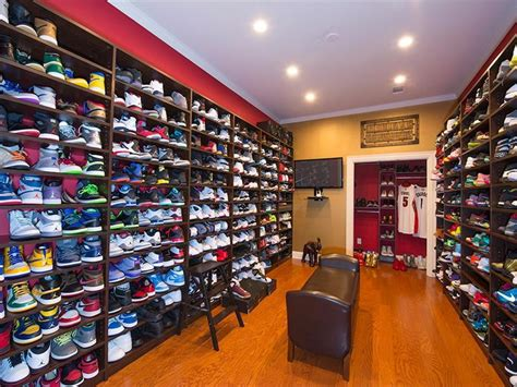 Sneakerhead Closet by Raptors Forward And Sneakerhead Demarre Carroll Saying Adios To Atlanta Home Sun Heritage