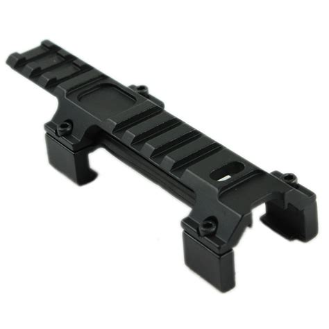 Walther Mounting Mp5 aliexpress buy funpowerland hk mp5 g3 picatinny rail base scope mount from reliable