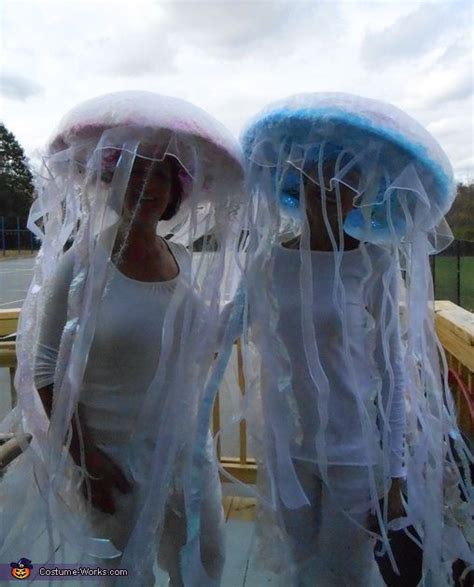 Diy Halloween Costumes Jellyfish