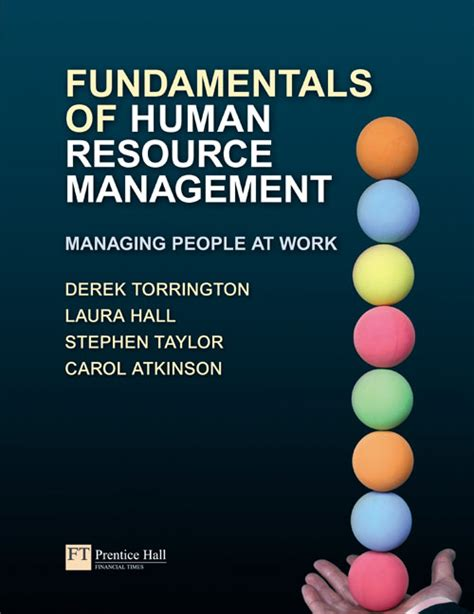 fundamentals of management practice skills for the human services pearson education fundamentals of human resource management