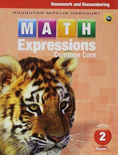 houghton mifflin math homework book grade 2 books
