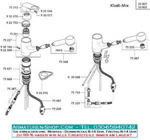 grohe wasserhahn ersatzteile ersatzteile f 252 r kludi armaturen im armaturen shop