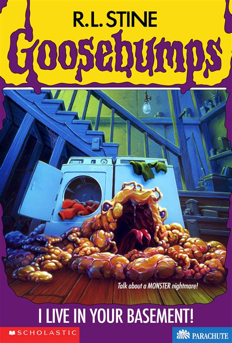 live your books talk i live in your basement goosebumps wiki fandom