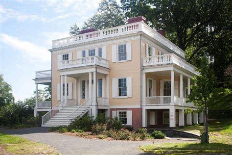 Open Floor House Plans One Story hamilton grange alexander hamilton s home harlem e