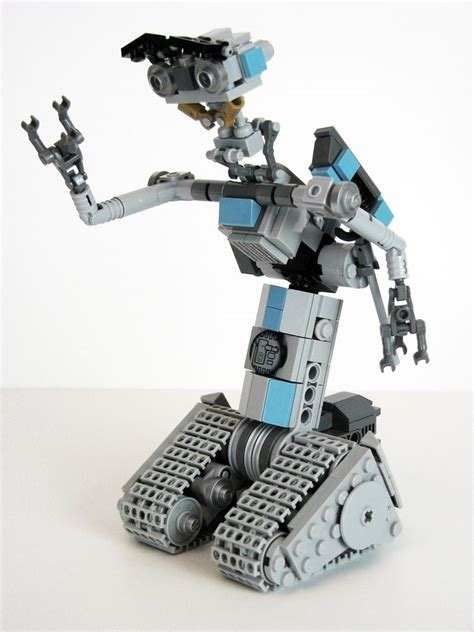 film robot johnny 5 number 5 a k a johnny five is the hero of the short