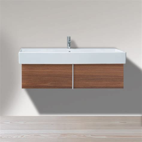 duravit bathroom vanity duravit ve6115 vero 47 1 4 x 17 1 2 inch vanity unit wall mounted for vero 032912