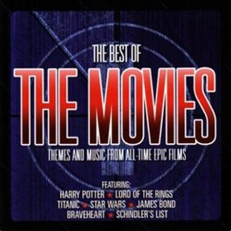 epic film themes cd the best of the movies themes and music from all time