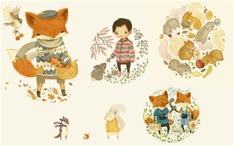 picture book illustrator adorable childrens book illustrations by white