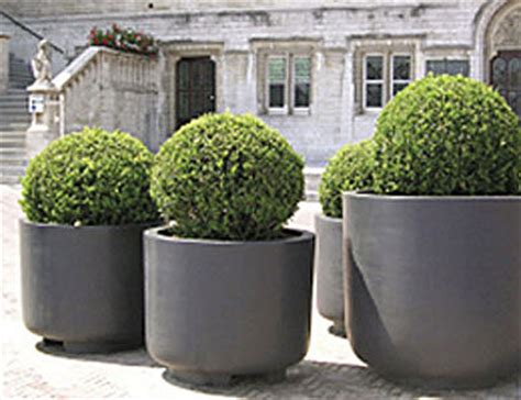 Commercial Planter Pots by Icon Fibreglass Planters Commercial Planter