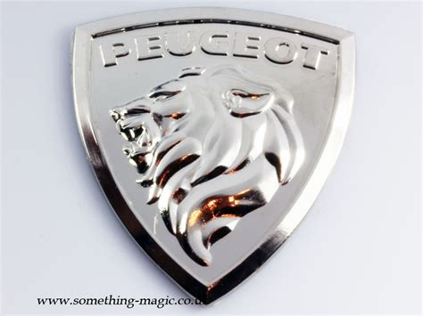 peugeot car badge your badges