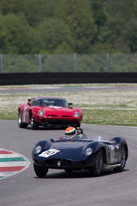 maserati 250s maserati 250s chassis 2411 driver marc devis 2014