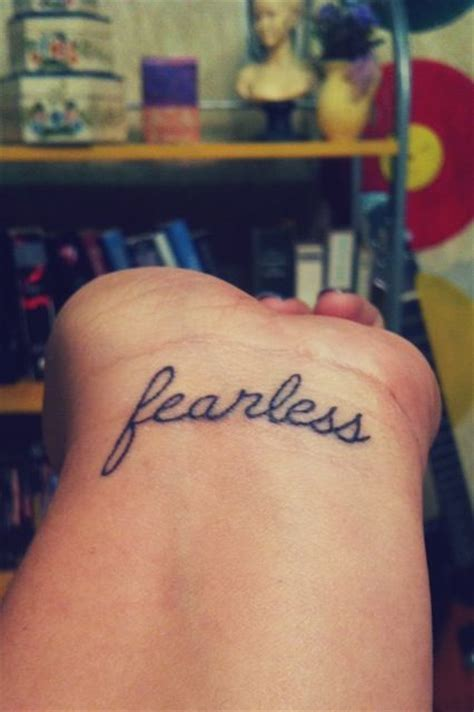 fearless tattoos 1000 ideas about fearless tattoos on faith