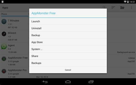 reset android google appmonster free backup restore android apps on google play