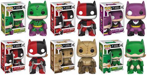 Funko Pop Batman Two Impopster batman impopster pop vinyl figures by funko