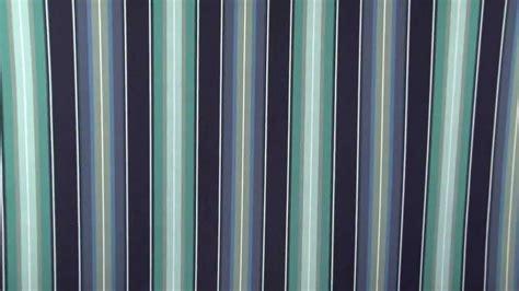 sunbrella awning stripe fabric video of sunbrella saxon cascade awning stripe fabric