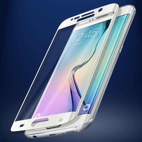 Galaxy S6 Edge Plus Tempered Glass Screen Guard Screenguard curved 3d glass samsung galaxy s6 edge plus tempered glass screen protector shield