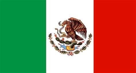 flags of the world mexico the history of the world in three flags