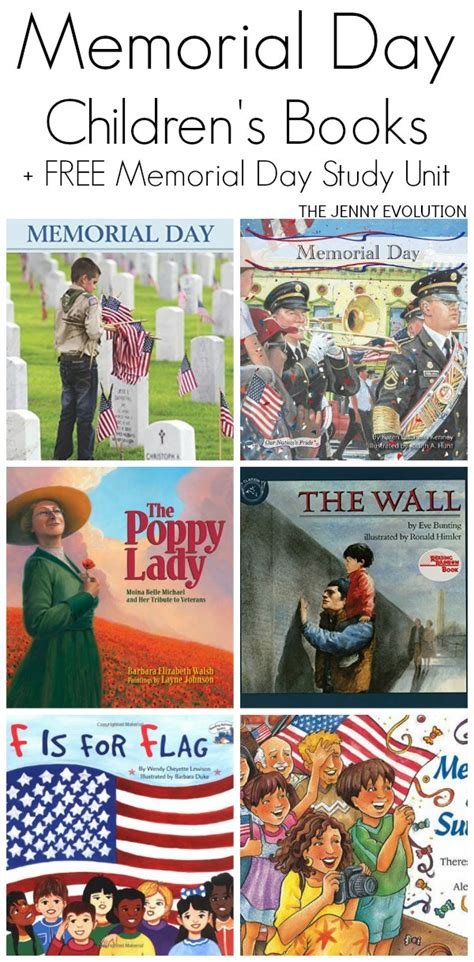 memorial picture book memorial day books for children free study unit resources