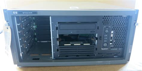hp rack mounted server hp proliant ml370 g4 xeon 3 20ghz 4gb ram rack mount