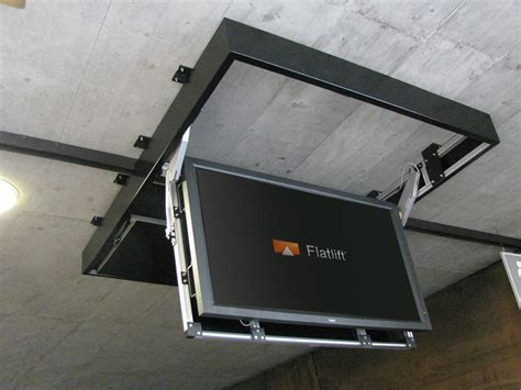 Ceiling Mounted Tv Lift by Ceiling Tv Lift Pictures To Pin On Pinsdaddy