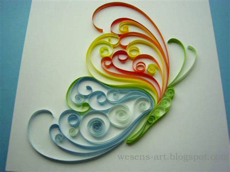 quilling designs wesens art quilling schmetterling quilling butterfly