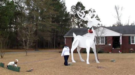 wooden reindeer yard decorations wooden reindeer yard decorations 7 the minimalist nyc