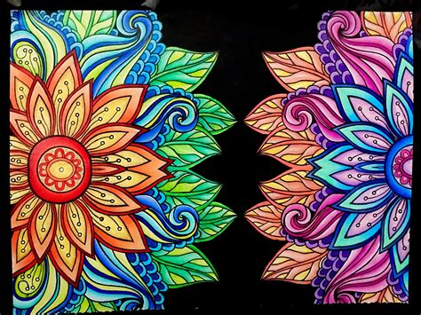 pattern wonders color art for everyone from kaleidoscope wonders color art for everyone colored