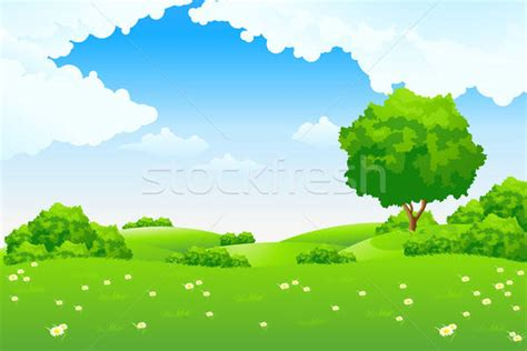 Rumah Pohon Paw Patrol Big Tree 绿色 183 景观 183 道路 183 树 183 云 183 树 插图 169 vadym nechyporenko wad