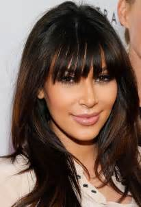 k hairstyles kim kardashian haircuts 2014 long hairstyles for blunt
