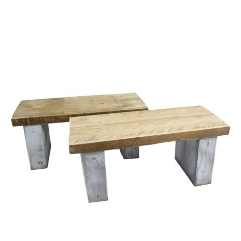 Rustic Wood Coffee Tables Reclaimed Rustic Wood Mini Coffee Table All Things Cornish