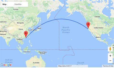 san francisco to hong kong map 5 singapore airlines summer non stop flights from hong