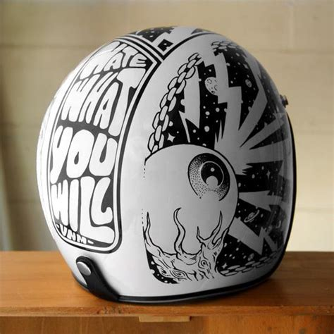 Helm Schwarz Lackieren by Helmet Paint Designs By The Vnm Moto Verso Moto Verso