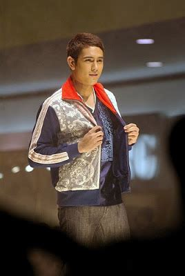 gerald anderson bench philippine fashion week gerald anderson mykiru isyusero