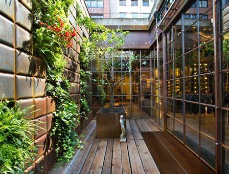 Vertical Garden Architecture Replay By Vertical Garden Design And Studio 10 Dezeen