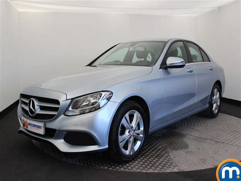 second mercedes c class used mercedes c class for sale second nearly