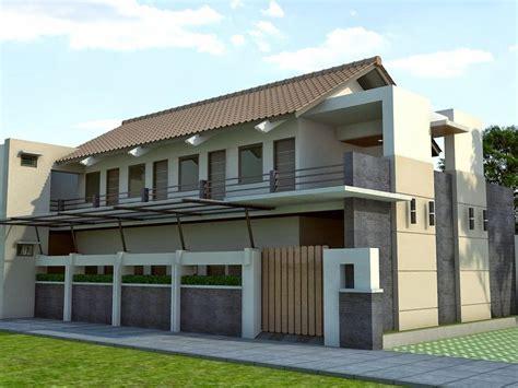 desain rumah kos kosan peluang bisnis usaha kos kosan untuk wilayah perkotaan