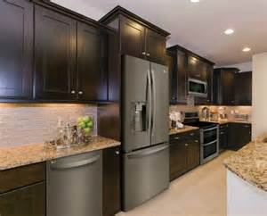 Black Kitchen Cabinets With Stainless Steel Appliances Lg S Limitless Design Event Celebrating The Launch Of