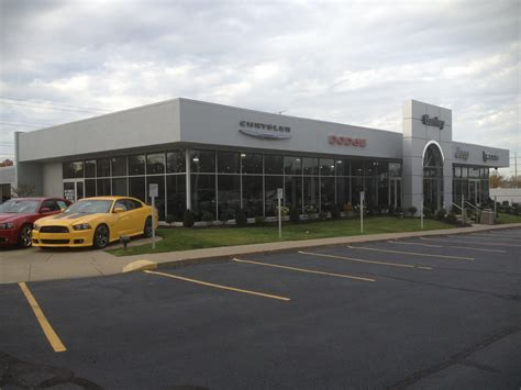 Ganley Chrysler Jeep Dodge by Ganley Chrysler Jeep Dodge Ram Inc 310 Broadway Ave
