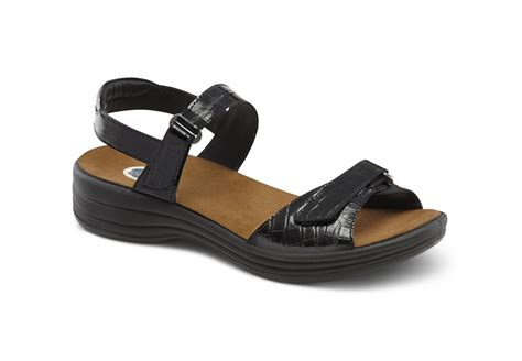 women comfort sandals dr comfort rachel women s removable footbed sandals