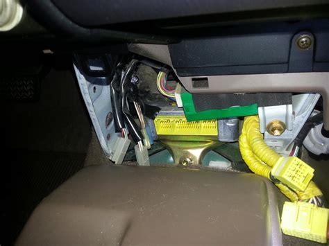 airbag deployment 1997 audi a6 engine control air bag module style guru fashion glitz glamour style unplugged