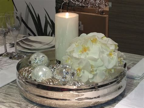 silver and white table centerpieces diy candle centerpieces 40 ideas for your table