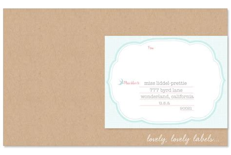free printable envelope address labels the 87 best images about mailing labels envelopes and