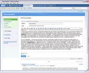Lotus Notes Log In Ibm Developerworks Lotus Inside Mobile Design And User