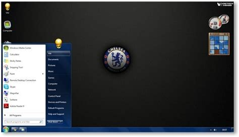 download themes chelsea for pc windows 7 themes chelsea fc theme for windows sports