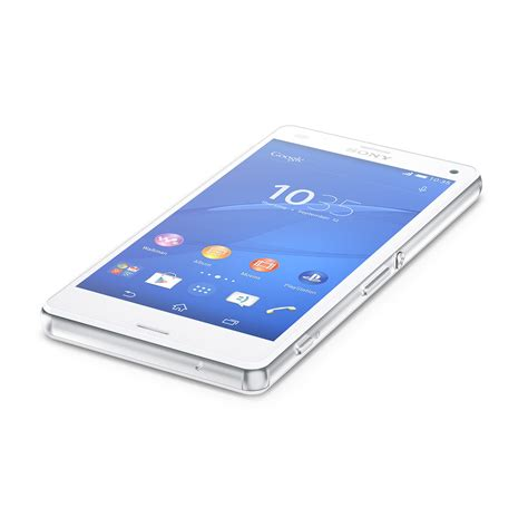 sony xperia z3 mobile sony mobile xperia z3 compact blanc achat smartphone