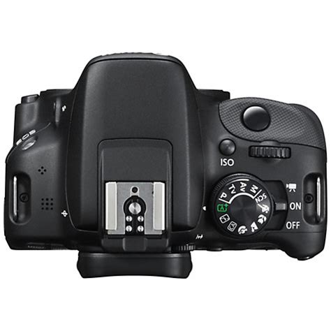 buy canon eos 100d digital slr camera, hd 1080p, 18mp, 3