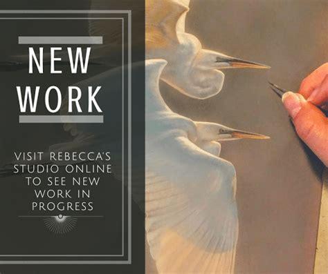 recent work rebecca shinners rebecca latham wildlife art watercolor paintings