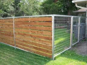 yard fencing back yard fence