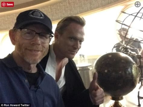 ron howard film actor television actor director paul bettany receives role in star wars han solo movie