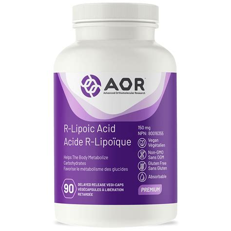 lipoic acid supreme r lipoic acid aor